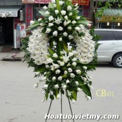 Hoa chia buồn 720