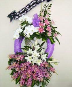 Hoa chia buồn 724