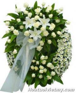 Hoa chia buồn 725