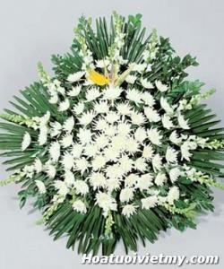 Hoa chia buồn 741