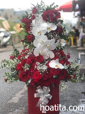 Hoa sinh nhật tại Shop hoa Long Xuyên